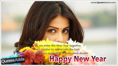 Best New Year Quotations Wishes for Boyfriend