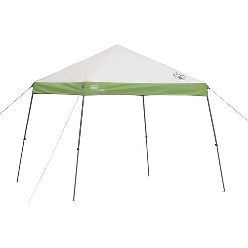 New!   Coleman 10 ft. x 10 ft. Instant Canopy - Green   - Online Only