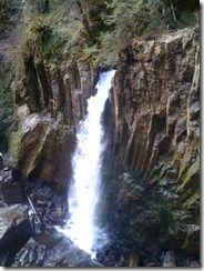 #Hiking Drift Creek Falls near Lincoln City #Oregon - a kid friendly hike