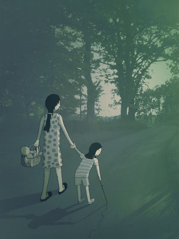 Johan Thronqvist - A Swedish Illustrator's Blog  http://www.snarlik.se