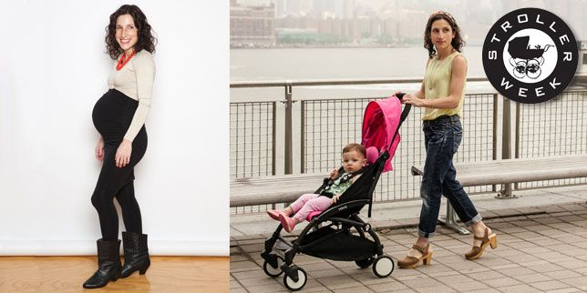 5 great city strollers that 5 former Bump Envy beauties are hitting the city with this summer.