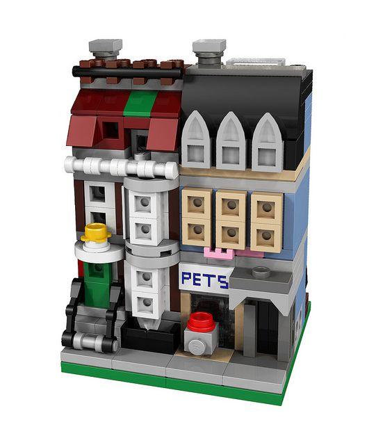 454 besten lego modul r bilder auf pinterest lego modular lego haus und lego zeug. Black Bedroom Furniture Sets. Home Design Ideas
