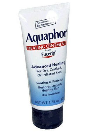 best for chapped lips and especially after a TCA peel on healing skin