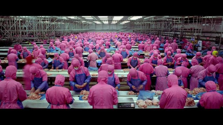 SAMSARA food sequence. This clip from SAMSARA showing food production and consumption has been getting a lot of attention!  SAMSARA is avail...