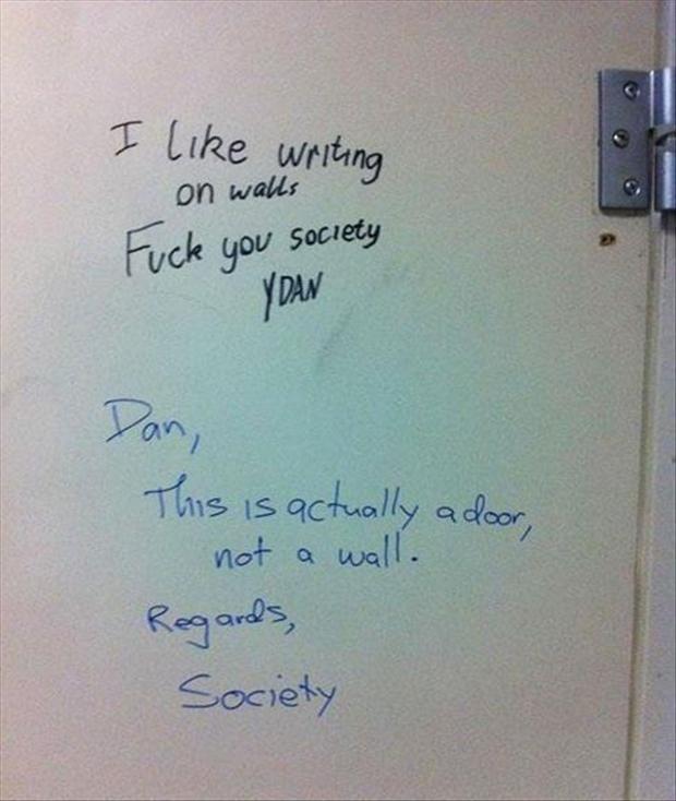 Funny Bathroom Wall Graffiti 43 best bathroom graffiti images on pinterest | bathroom graffiti