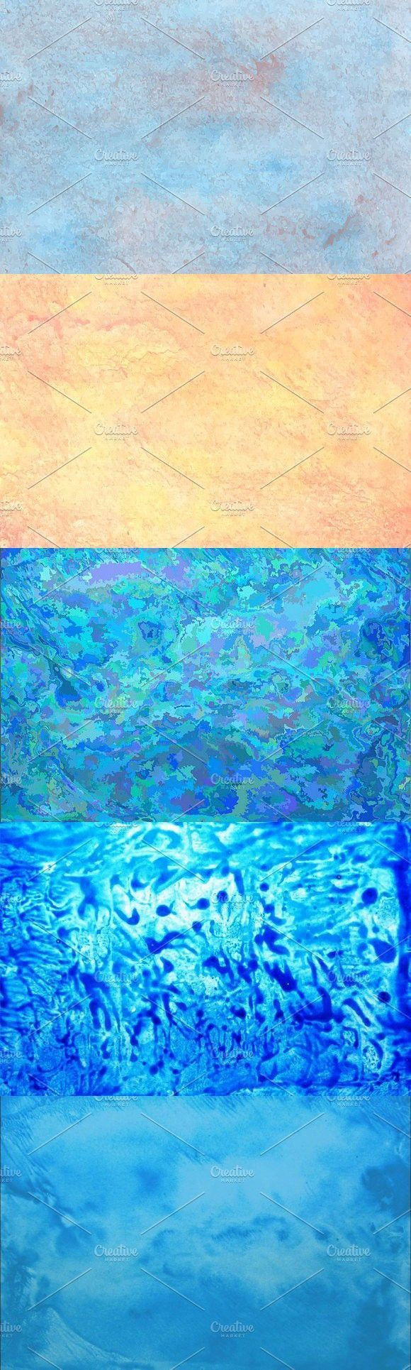 5 Abstract  backgrounds for design #abstract #artistic