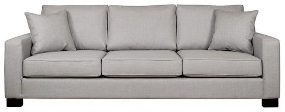 Manhattan Furniture Faster Sofa - Polo Grey
