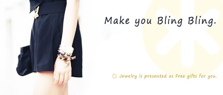 Make you Bling Bling! Limited Quantities, Free gifts! - KollectionK