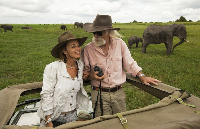 Discover a new law of nature with National Geographic Explorer-in-Residence and filmmaker, Dereck Joubert, co-founder of the Great Plains Conservation.