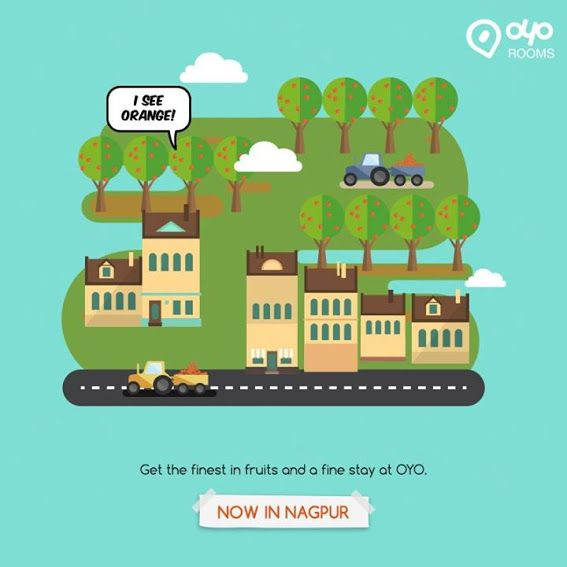 #BudgetHotel #OYORooms now Available in #Nagpur