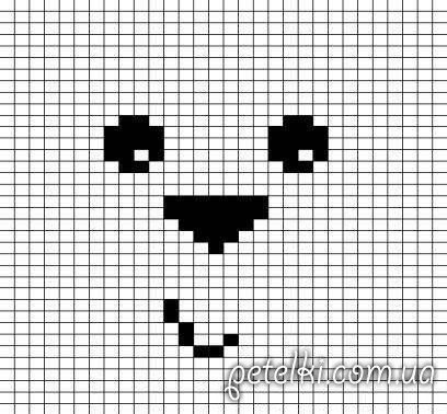 224 best схема images on Pinterest Knitting charts, Knitting - cross stitch graph paper