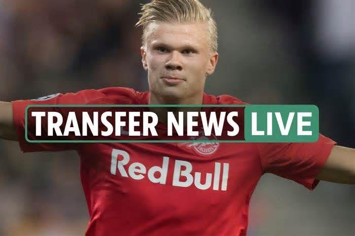 5am Transfer News Live Real Madrid Join Haaland Race Man Utd And Arsenal Eye F
