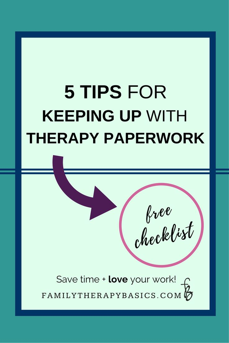 Are you behind on therapy paperwork? Does it seem impossible to stay caught up with client documentation? Check out these simple steps that will help you stay on track and avoid the stress of falling behind on your therapy documentation. Make sure to grab the free checklist!
