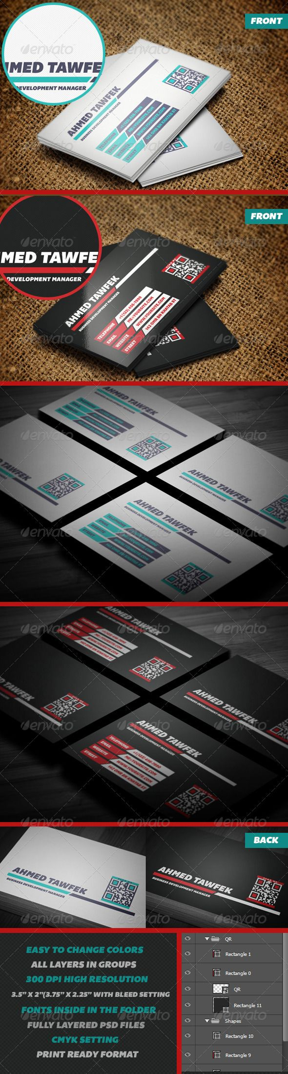 63 best BUSINESS CARDS images on Pinterest | Business cards, Carte ...