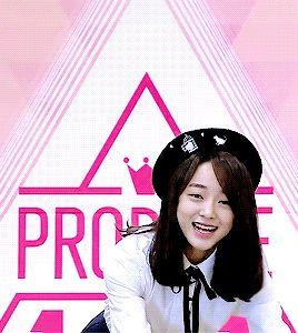 kim sejeong produce 101 gif - Google Search