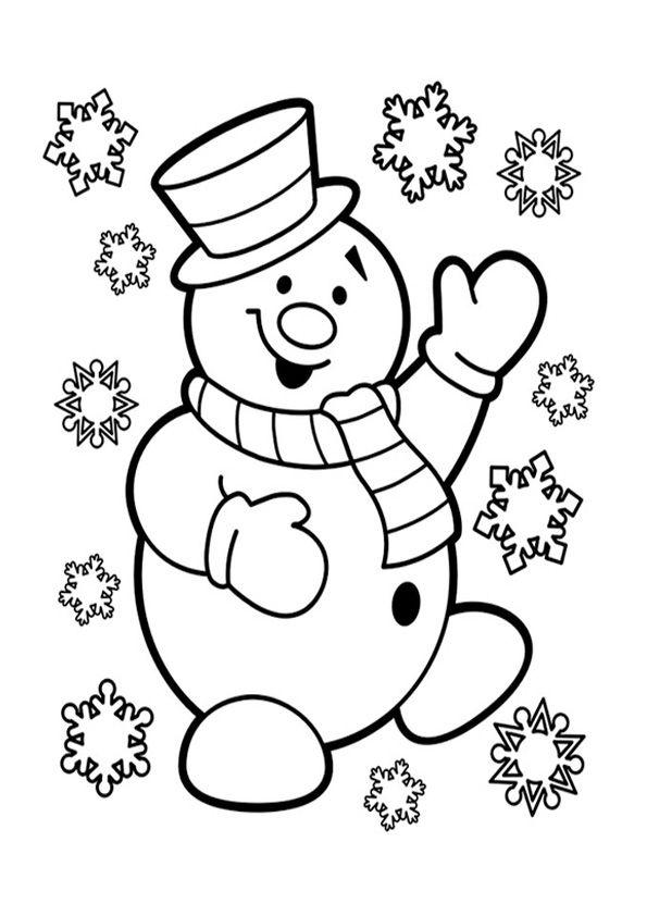 Snow Flake Coloring Page Christmas Coloring Books Christmas Coloring Sheets Free Christmas Coloring Sheets
