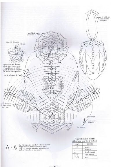 Crochet miniatures - Paste - rodica.adina - Picasa Web Albums