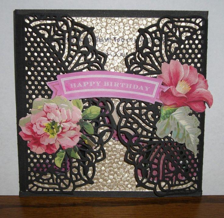 Anna Griffin - Homemade Cards, Rubber Stamp Art, & Paper Crafts - Splitcoaststampers.com