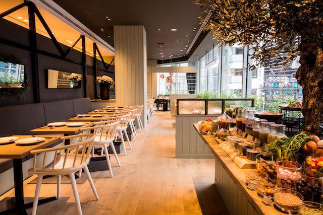 マッシュの有機サラダバー&デリが恵比寿に登場、グルテンフリー・ダイエッターにも朗報   FOOD   LIFE   WWD JAPAN.COM