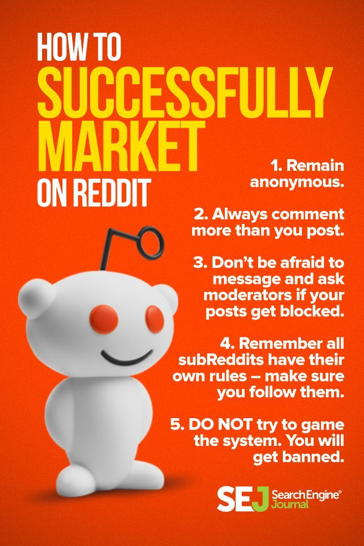 Want To Learn How To Successfully Market Your Brand On Reddit Check Out This Sej Thinktank Recap For In 2020 Social Media Marketing Facebook Marketing Marketing Guide