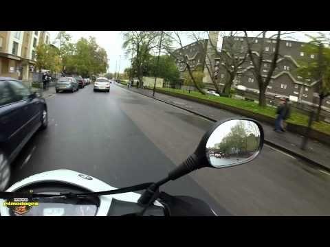 #1 Bairros de Londres | Brixton | MOTO filmadores UK