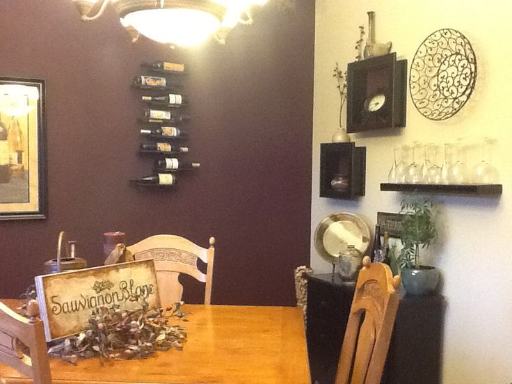 wine themed dining room ideas | 1000+ images about Home is where the heart is on Pinterest ...