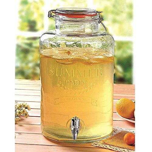 Getränkespender aus Glas 8L Wasserspender Getränke-Portio... https://www.amazon.de/dp/B01MYMVY6Y/ref=cm_sw_r_pi_dp_x_7HZKybCSABV95