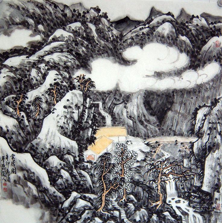 画家王雍鸣
