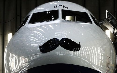 Excellent idea for Movember!