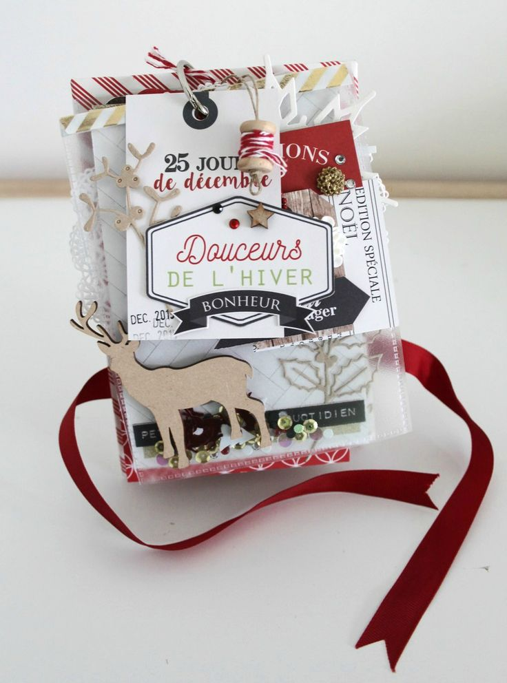 december daily - kit swirlcards