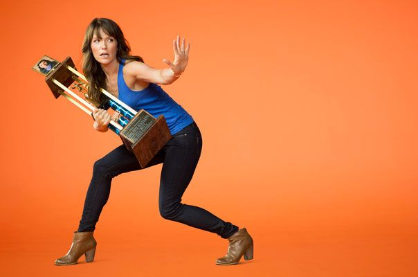 """Q & A: Katie Aselton Talks 'The League', Directing and the """"Toilet Kitchen"""""""