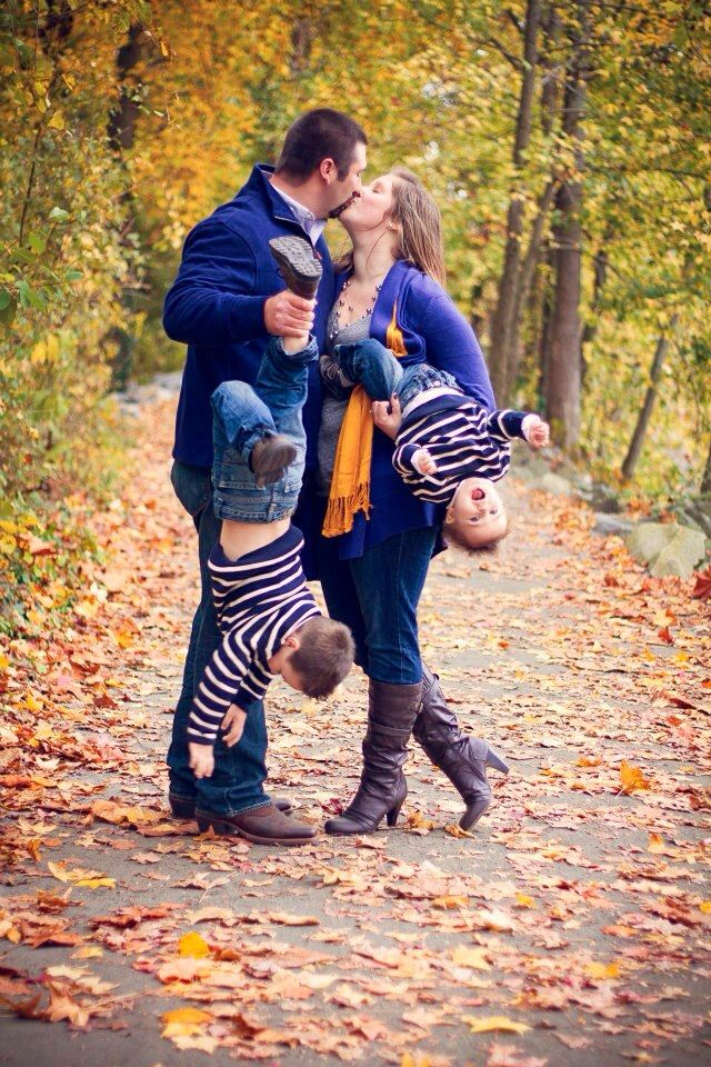 Our family Christmas picture 2012- a perfect example of life with two boys, tons of fun, always crazy, and full of love ❤️ photo credit to @Maddy Egbert photography.