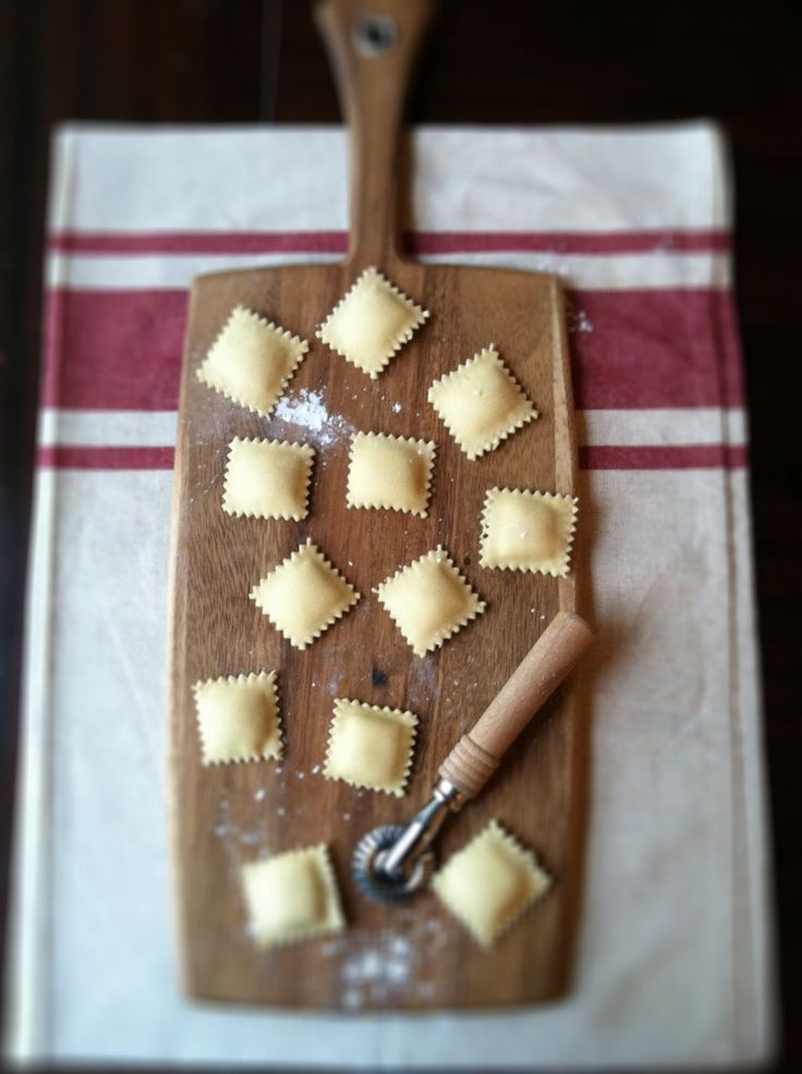 How to Make Homemade Ravioli