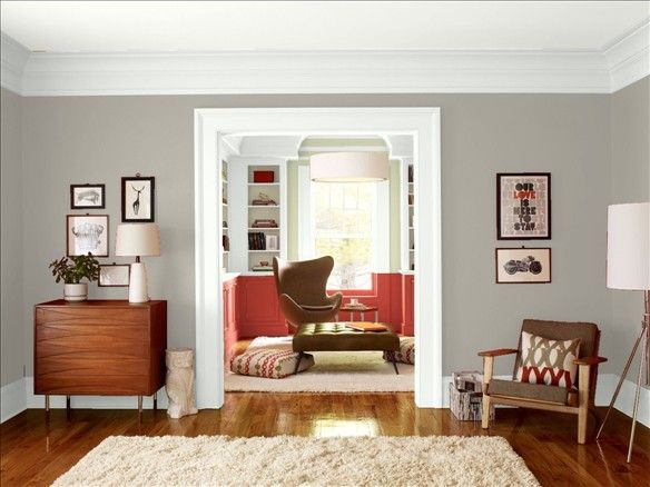 Benjamin Moore Personal Color Viewer - Galveston Gray AC ...