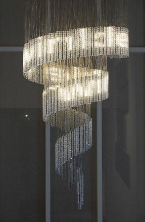 "Ron Arad's ""Lolita"" at #DigitalCrystal: Swarovski at the Design Museum"