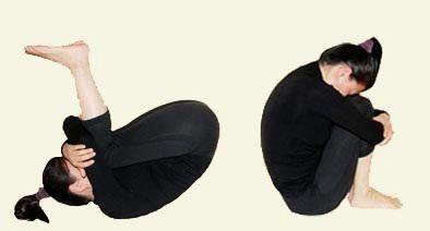 Мобильный LiveInternet Комплекс упражнений йоги на вытяжение мыщц спины | justvitek - Дневник justvitek |