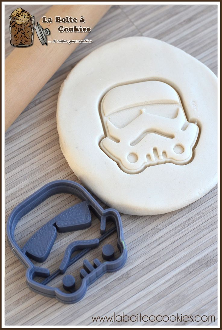 Emporte-pièce Star Wars Stormtrooper