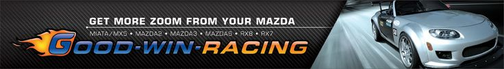 Good-Win Racing Mazda Performance Parts - rim specialist