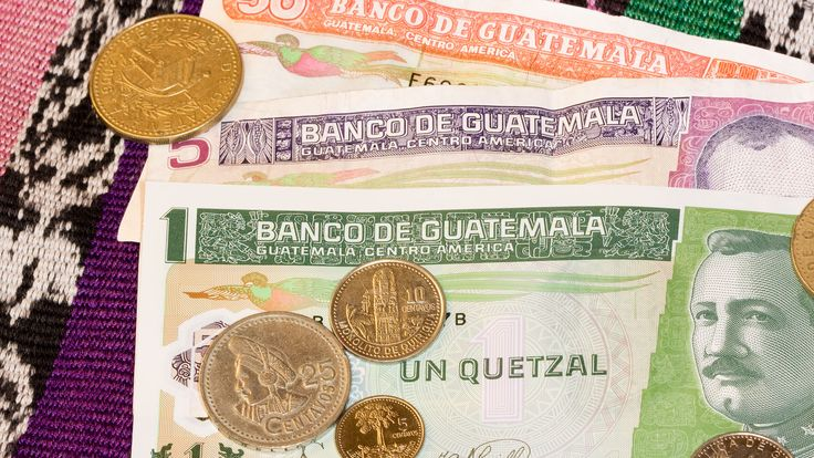 El quetzal: la moneda oficial de Guatemala