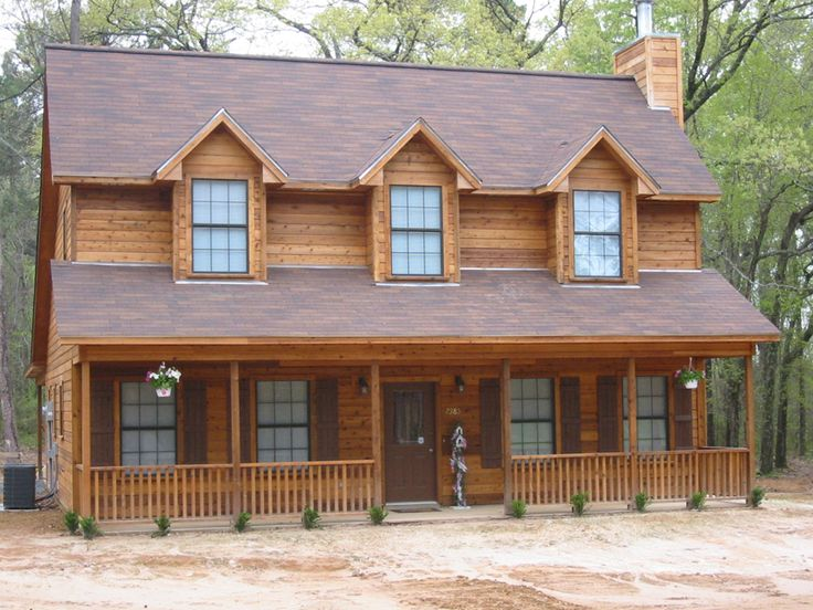 If your dream home is actually more like a log cabin, we've got you covered. #UBH #‎WeBuildForLife‬