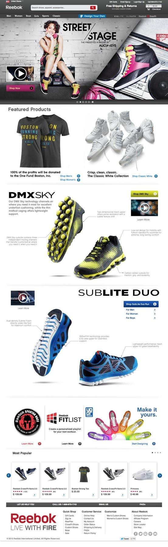 Reebok Footwear & Apparel - Be More Human