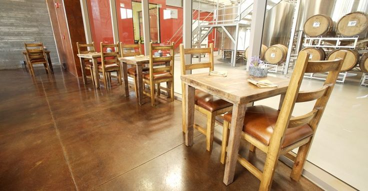 Concrete Brewery Floors, Commercial Floors - Westcoat in San Diego, CA