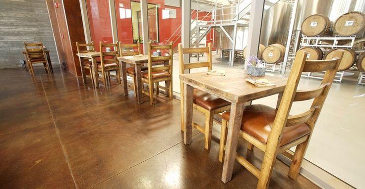 Concrete Brewery Floors, Commercial Floors - Westcoat in San Diego, CA
