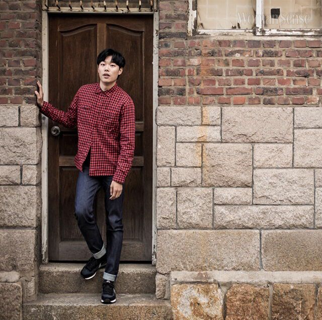 Ryu Jun Yeol - Interview with Woman Sense (160414)