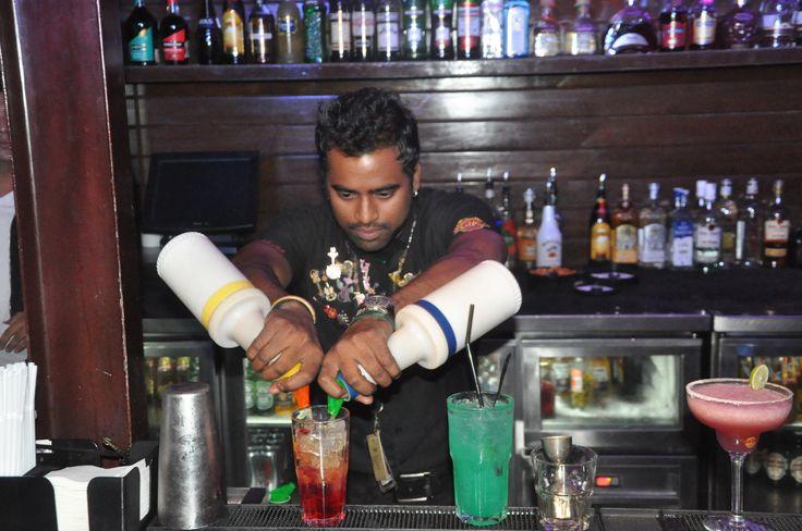 HRC New Delhi BARocker: Shankar