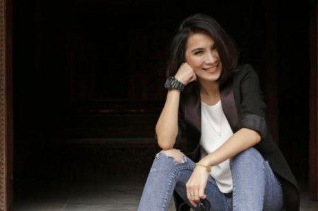 Pesinetron Jennifer Arnelita Menikah Diam-Diam