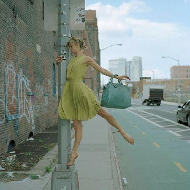 When dance meets fashion
