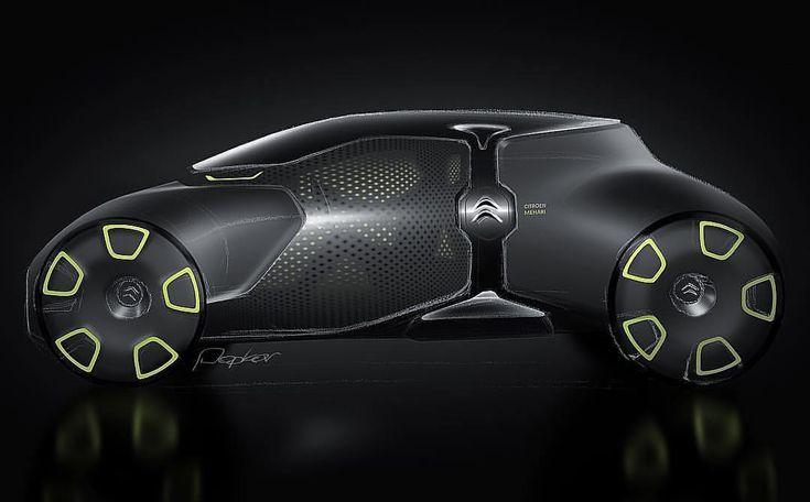 """2,335 次赞、 12 条评论 - Car Design World (@cardesignworld) 在 Instagram 发布:""""Citroën Mehari by Artem Popkov @nimco_works What do you say? #cardesign #car #design #carsketch…"""""""