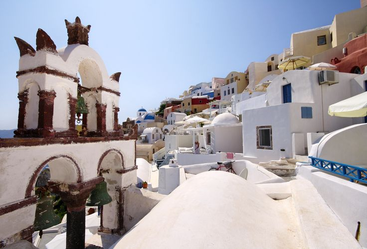 Authentic #cycladic architecture! #Santorini