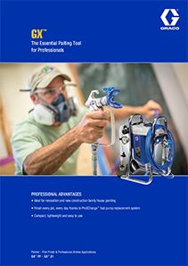 Graco GX Paint Sprayer